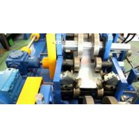 Quality Metal C Channel Roll Forming Machine , Manual Decoiler Cz Purlin Machine for sale