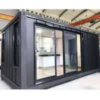 China Prefabricated Steel Structure Shipping Container Homes for Sale on sale