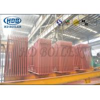 Quality Evaporator Panel Assembly Coils Boiler Pressure Parts With ASME Standard for sale