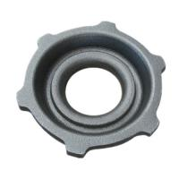 Quality Collar Part OEM / ODM Ductile Cast Iron Foundry Metal Components Solution for sale