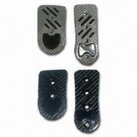 Quality Premium-quality Aluminum Car Pedal Pads, Available for Automatic or Manual Transmissions for sale