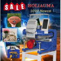 China Embroidery machine with competitive price for hat flat gloves shoes ties on sale