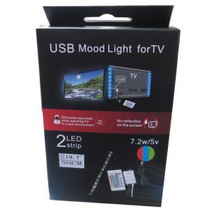 Quality USB rgb mood light kit for TV usb tv mood light for sale