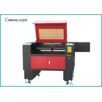 Quality CO2 100W Mini Laser Cutting Machine For Nonmetal High Efficiency for sale