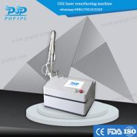 Quality Fractional Laser Resurfacing manufacturer with CE China from POPIPL RF tube Portable desig for sale