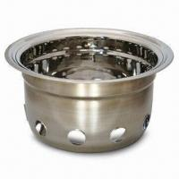 Quality Wheel Trimis with Bolt-on Fitting System and Original Wheel Nuts, Made of Stainless Steel for sale