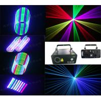 China Holiday laser light with RGB 3D 1000mW  Animation laser light with DMX on sale