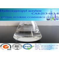 China Hydroxypropyl Acrylate Paint Solvent Colorless Clear Liquid CAS 213-663-8 on sale