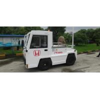 Quality FAAM Electric Baggage Tractor , Low Noise Airline Ground Support Equipment for sale