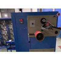 China High Speed Cotton Thread Winding Machine , Dipping Yarn Rewinding Machine on sale
