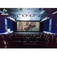Quality Specific Effects 3d Cartoon Movie, 3d Cinema System Equipment for sale