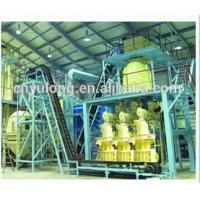 Quality complete wood pellets machinery line for sale