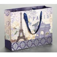 Quality paper gift tote bag for sale