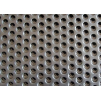 Quality punched Perforated Stainless Steel Plate , 316L Steel Perforated Sheet for sale