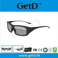 Quality Unisex and multi use getd 3d glasses---CP400G64R for sale
