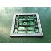 Quality Outdoor P4 high definition LED Module Display Die casting Magnesium Alloy for sale