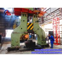 Buy cheap 3Ton Hydraulic Open Die Forging Hammer from wholesalers