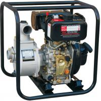 China 2'' Portable Diesel Operated Water Pump TW170 WP20D 5.5HP CE Certified on sale