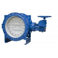 Quality DN800 150PSI PN10 Disc Butterfly Check Valve Fusion Bonded Epoxy Ductile Iron for sale