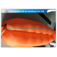 China outdoor camping hangout inflatable sleeping bags inflatable