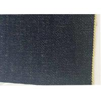 China Raw Selvedge Denim Fabric 22.5oz 58*39 Density Durable W89535-4 Shrink Resistant on sale