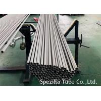 Buy cheap EN10216-5 D4/T3 Grade 1.4301 Descaled Seamless Cold Drawn Stainless Steel Tube from wholesalers