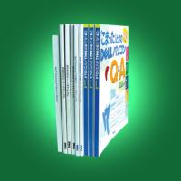 Quality Art paper printed magazines with softcover for sale