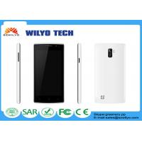 Quality WG1 4.5 Inch Mobile Phones , 4.5 Inches Smartphones Mt6572 256MB 2GB Dual Sim 3g 2MP Wifi for sale