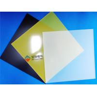 China CEM-3 Epoxy Glass Cloth and Glass Mat Laminated Sheet on sale