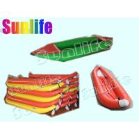 Quality inflatable Stimulate drift boat for sale