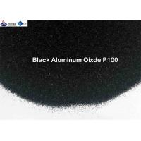 Quality Self Sharpening Aluminum Oxide Blast Media P12 - P320 Coated Material for sale