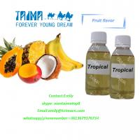 Quality Malaysia popular E-super high concentrated PG/VG Based Juice Fruit flavor/tropical Flavour for vape for sale