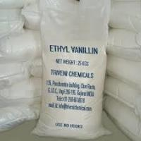 Ethyl Vanillin Flavoring Powder For Food Grade Using For Assigning Fragrance And Cosmetics