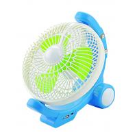 Quality 2 In 1 Rechargeable AC DC Table Fan With Battery Adjustable Speed for sale