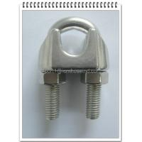 Buy DIN741 wire rope clips at wholesale prices