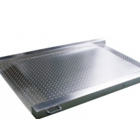 Buy cheap 3000Kg 1.5m2 Industrial Floor Weighing Scales With Epoxy Baking Paint from wholesalers