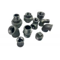 China din 2950 1/2'' npt 90 degree elbow iron pipe connectors Malleable Iron Elbow on sale