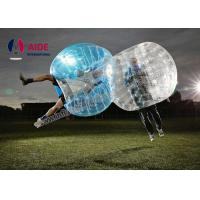 China Free shipping Inflatable Ball Game Crochet Bubble Suit Soccer Bubble Suit Pattern For Baby Bubble Suit on sale