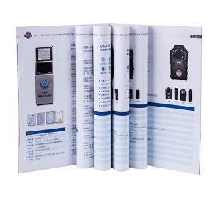 Quality Spot UV Brochure Booklet Printing C2S Coated Paper Modern Design Promotional for sale