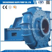Quality 450WSG Single Casing type High Chorme Alloy Material 18 inches River Sand Pumps for Abrasive Slurries for sale