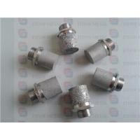 China stainless steel alloy powder sintered filter pipe on sale