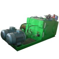 Quality Customized Hydraulic Pump Station For Mainframe / Hydraulic Devices Separability for sale