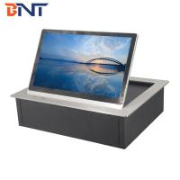 China Wholesale conference desk electrical pop up monitor lift for conference solution on sale