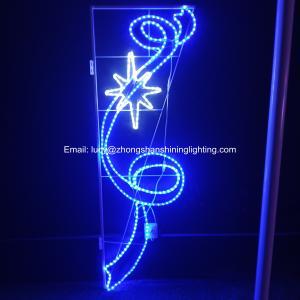 Quality street pole decoration lights for sale