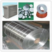 Buy cheap 0.2mm to 0.35mm Aluminium Strip Foil with 8011 8006 30mm - 100mm for PE-AL-PE Pipe from wholesalers