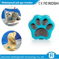 Buy diy pet dog collars smart waterproof small gps pet tracker at wholesale prices