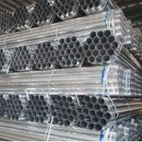 Quality 50mm pre galvanized steel pipe gi pipe made in China market exporter mill factory for sale