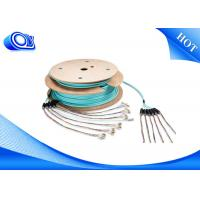 Quality Armored  Optic Cable Multi Mode 24 Cores For Outdoor Communication for sale