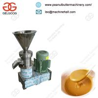 Quality Good Quality Commercial Peanut Butter Grinder Machine for Stainless Steel Grinding Wheel for sale