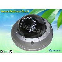 Quality 4 - 9mm Manual Zoom Lens Vandal Proof Dome Camera of LED : ¢5X21PCS for sale
